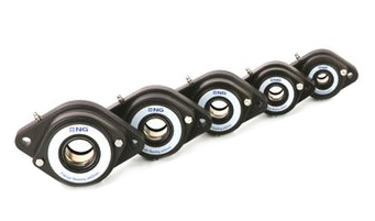 NG-Teknik 2 Hole Open Bearings