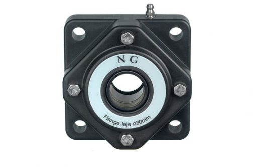 NG-Teknik 4 Hole Open 30mm Bearing