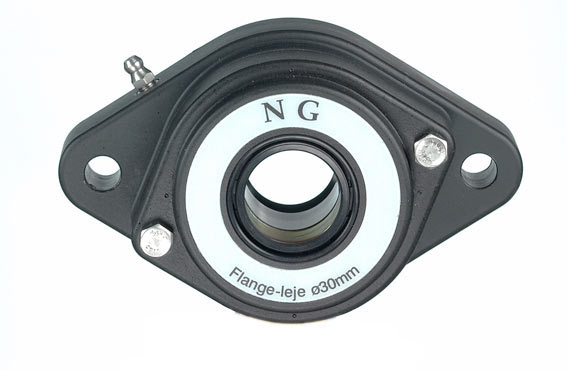 NG-Teknik 2 Hole Open 30mm Bearing