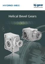BJ Gear Helical Bevel Gears from Hydromatic