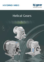 BJ Gear Helical gears From Hydromatic