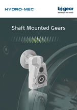 BJ Gear Shaft Mounted Gears From Hydromatic