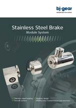 BJ Gear Stainless Steel Brakes